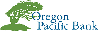 Oregon Pacific Bank Logo