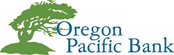 Oregon Pacific Bank Logo